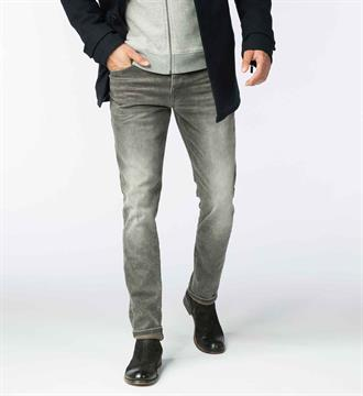 Cast Iron Tapered jeans Ctr175206-dyb Grey denim