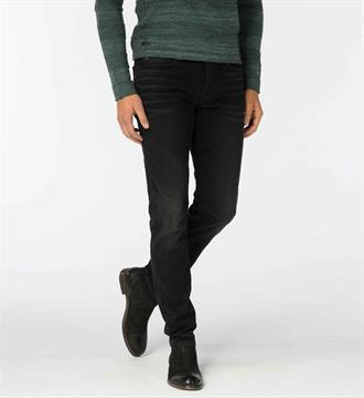 Cast Iron Tapered jeans Ctr175212-rsb Zwart
