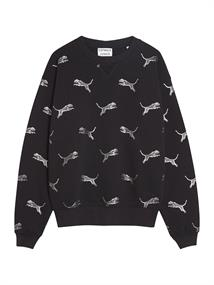 Catwalk Junkie Sweatshirts Sw jumping cheetah