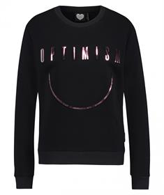 Catwalk Junkie Sweatshirts Sw optimism Zwart