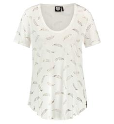 Catwalk Junkie T-shirts Ts dreamy feath Off white