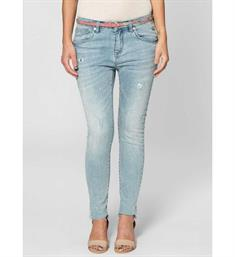 Circle of Trust Baggy jeans S19.11.2160 cooper Blauw