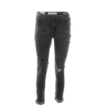 Circle of Trust Baggy jeans W17.11.6790 Black denim