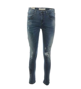 Circle of Trust Baggy jeans W17.113.3670 Blue denim
