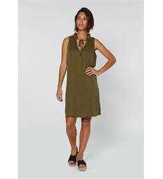 Circle of Trust Korte jurken S19.76.8218 demi dress Army