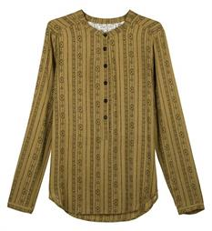 Circle of Trust Lange mouw blouses S18.74.6125 Golden Palm