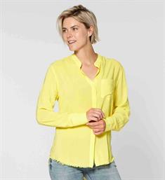 Circle of Trust Lange mouw blouses S19.95.5530 lola blouse Geel