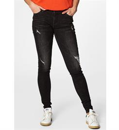Circle of Trust Spijkerbroeken W19_12_2445 poppy Black denim