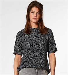 Circle of Trust Tops W19_38_6450 dolly Zwart