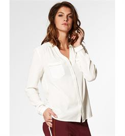 Circle of Trust Tops W19_67_1150 flora Off-white