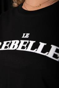Colourful Rebel Korte mouw T-shirts 9333 le rebelle
