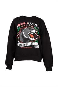 Colourful Rebel Sweatshirts 10035 revolution