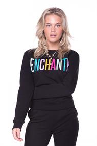 Colourful Rebel Sweatshirts 9199 enchante basic sweater