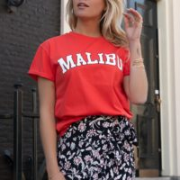 Colourful Rebel T-shirts 8411 malibu