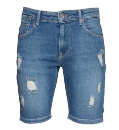Cost bart Korte broeken 13791 bay Blue denim