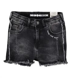 Crush Denim Denim shorts 11820506 macey Black denim