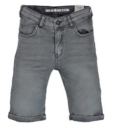 Crush Denim Korte broeken 11810503 jan Black denim