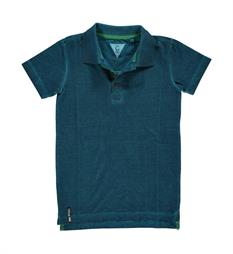 Crush Denim Polo's Easy ride v1 Petrol