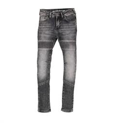 Crush Denim Skinny jeans Silly g Black denim
