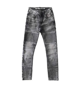 Crush Denim Slim jeans Matteo Black denim