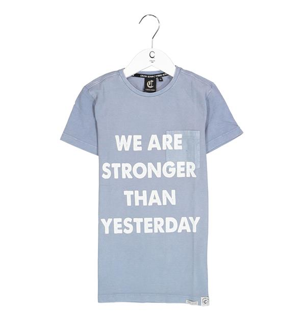 crush-denim-t-shirts-11811519-strong-lichtblauw