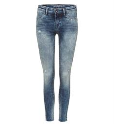 Denham Skinny jeans Spray ab Blue denim