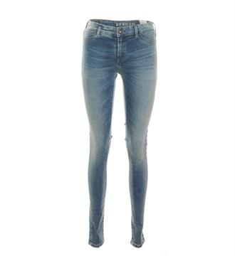 Denham Skinny jeans Spray fs Blue denim