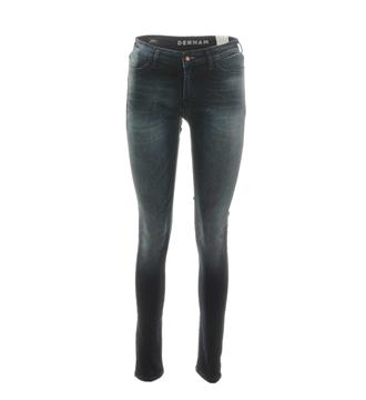 Denham Skinny jeans Spray ny Dark blue denim