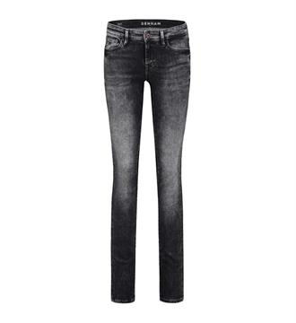 Denham Slim jeans Sharp kbs Black denim