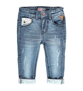 Feetje Alle jeans 522.00941 Blue denim