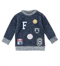 Feetje Fleece truien 516.00858 Navy
