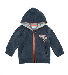 Feetje Fleece vesten 518.00157 Antraciet