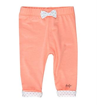 Feetje newborn Leggings Coral