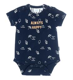 Feetje newborn Rompers 502.00097 Navy