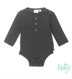 Feetje newborn Rompers 502.00101 Antraciet
