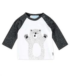Feetje newborn T-shirts 516.00804 Wit