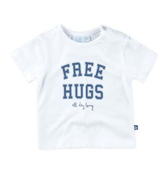 Feetje newborn T-shirts 517.00276 Wit