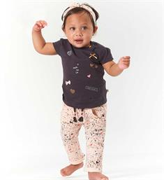 Feetje newborn T-shirts 517.00386 Antraciet