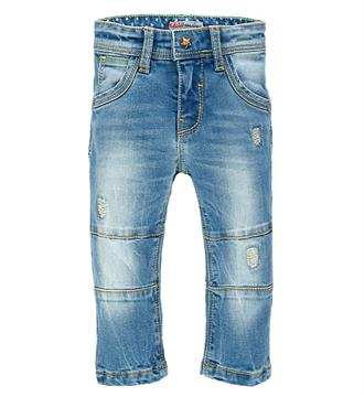 Feetje Shorts 522.00793 Blue denim