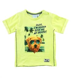 Feetje T-shirts 517.00300 Lime