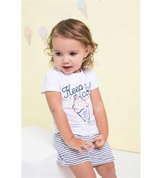 Feetje T-shirts 517.00369 Wit