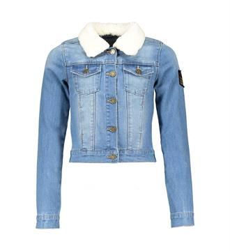 Flo Denim jackets F707-5202 Blue denim