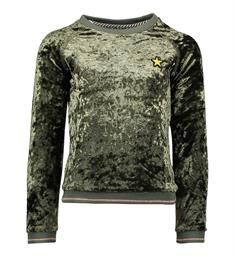 Flo Fleece truien F808-5333 Army