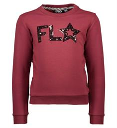 Flo Sweatshirts F809-5312 Bordeaux