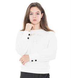 Frankie and Liberty Sweatshirts Fl19601 Off-white