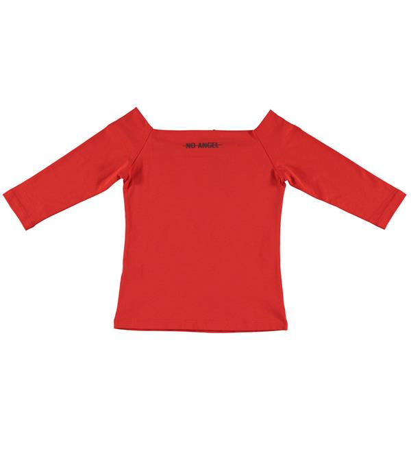 frankie-and-liberty-t-shirts-fl17303-rood