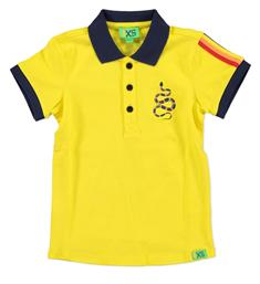Funky XS Polo's Ab polo Geel