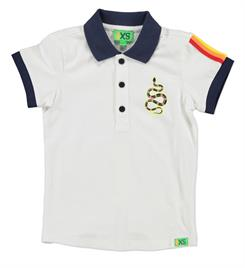 Funky XS Polo's Ab polo Wit