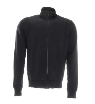 G-Star Fleece vesten D05907 7809 Navy