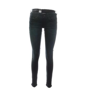 G-Star Skinny jeans 608836131071 Dark blue denim